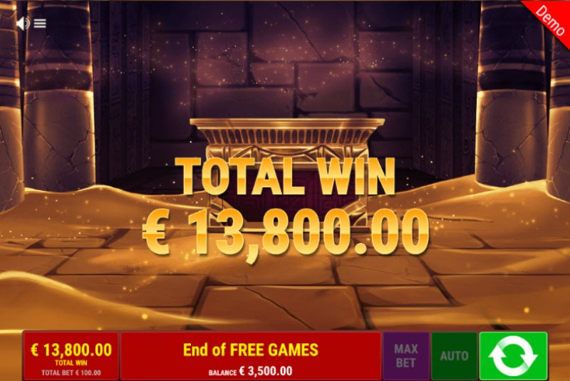 The Book Beyond The Riddle of the Sands :: Total free spins payout