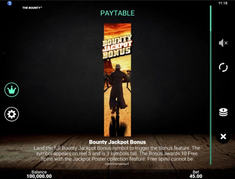 The Bounty :: Bonus Feature