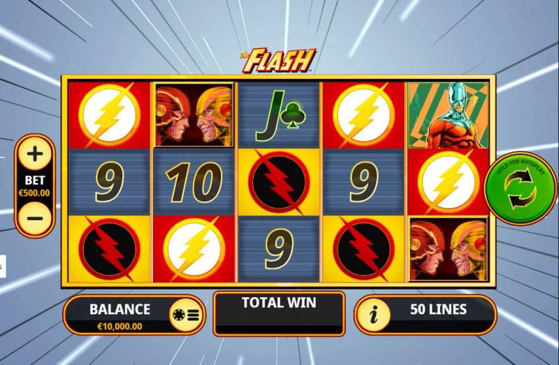 The Flash :: Main Game Board