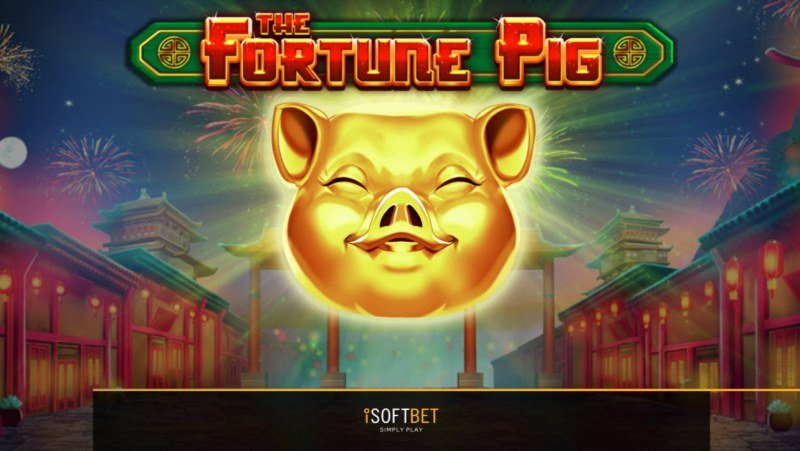Play slots at Win British: Win British featuring the Video Slots The Fortune Pig with a maximum payout of $12,500