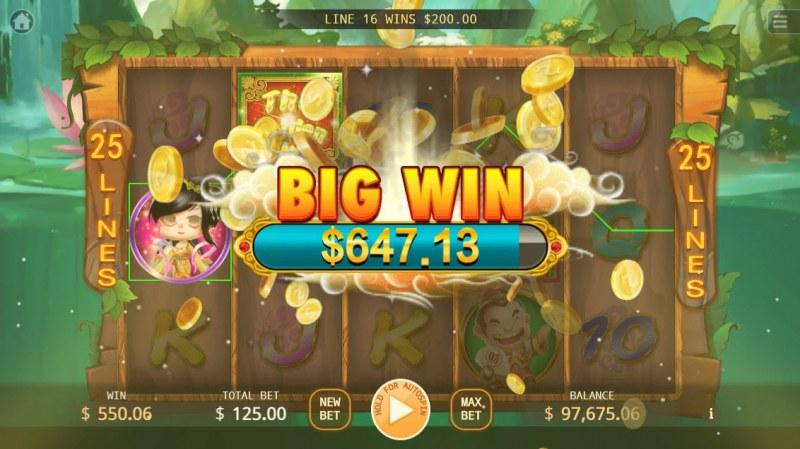 The Golden Ax :: Big Win
