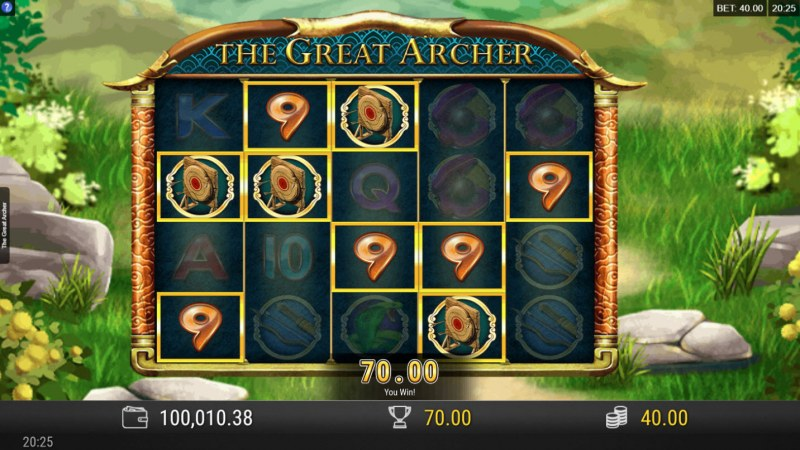 The Great Archer :: Five of a kind