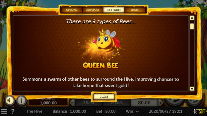 The Hive :: Queen Bee