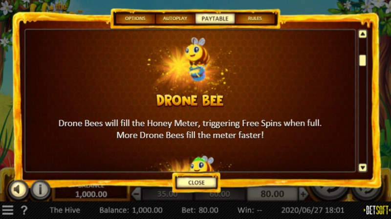 The Hive :: Drone Bee