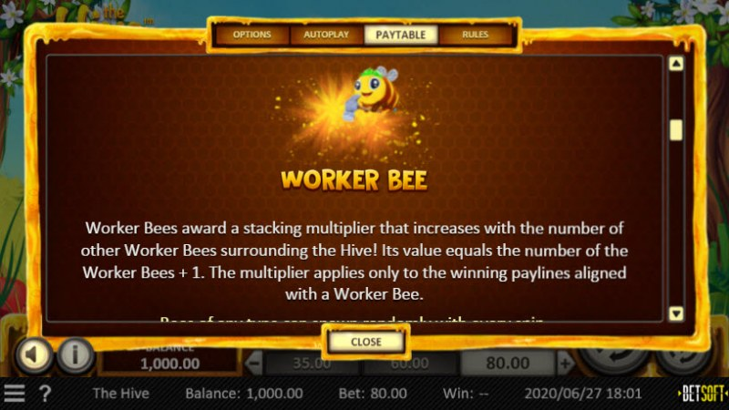 The Hive :: Worker Bee