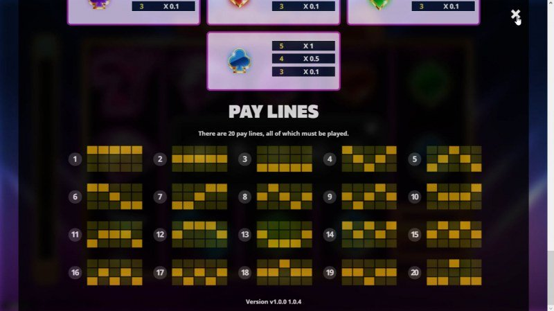 The Hot Offer :: Paylines 1-20