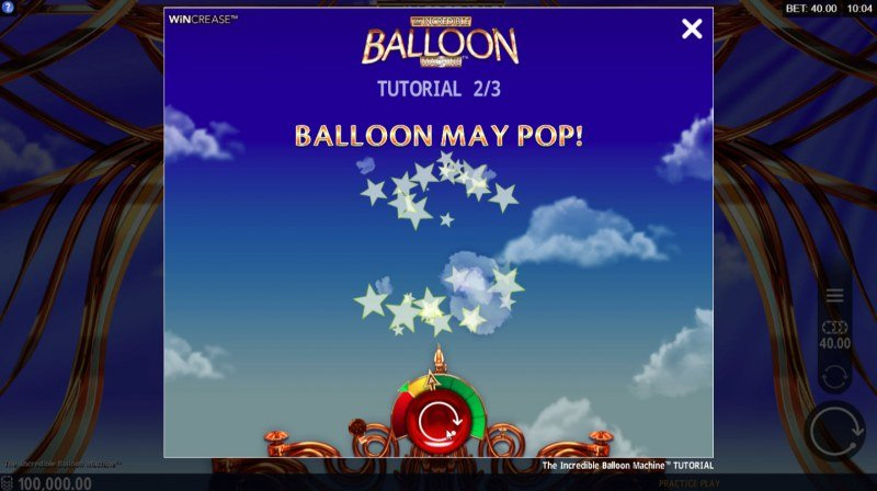 The Incredible Balloon Machine :: How To Play 2