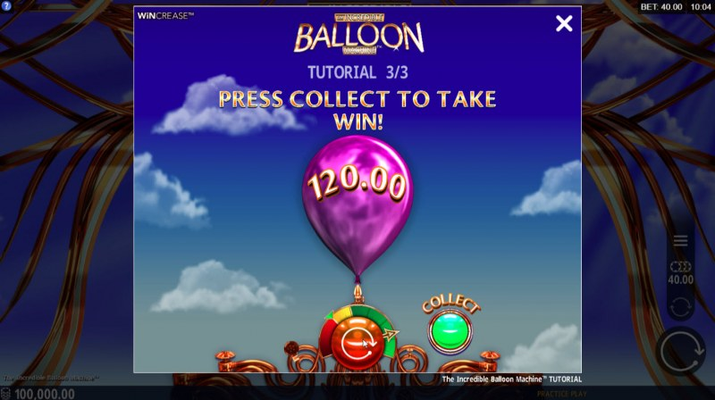 The Incredible Balloon Machine :: How To Play 3
