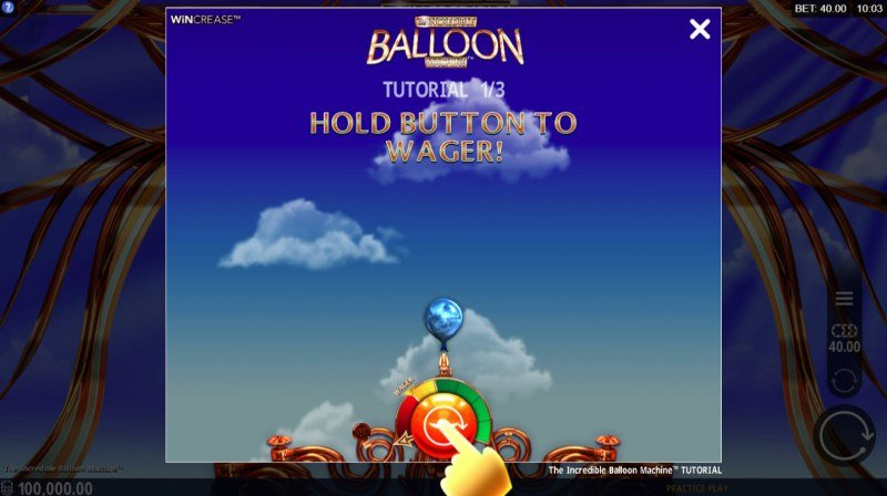 The Incredible Balloon Machine :: How To Play 1
