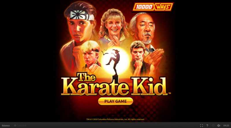 The Karate Kid :: Introduction