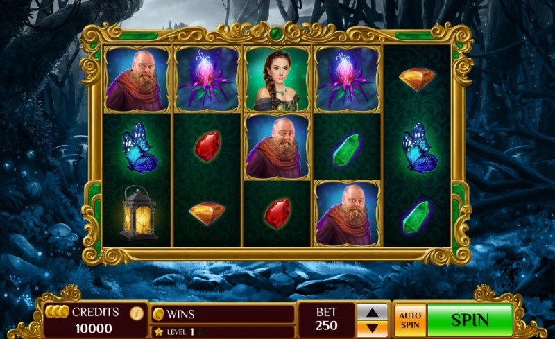 The Lost Princess :: Main Game Board