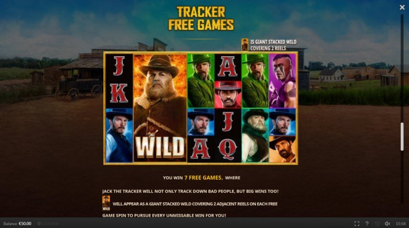 The Magnificent Seven :: Tracker Free Games