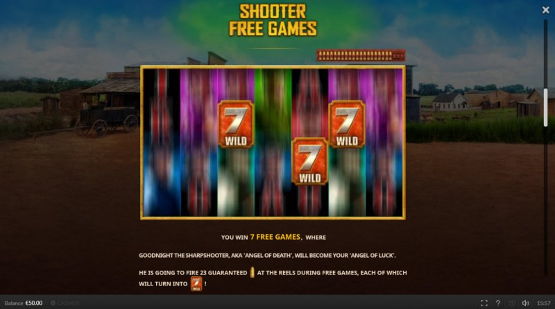 The Magnificent Seven :: Shooter Free Games
