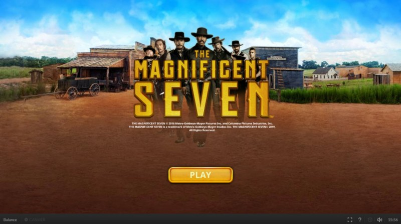 The Magnificent Seven :: Introduction