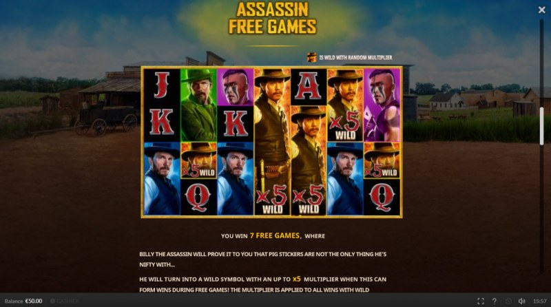 The Magnificent Seven :: Assassin Free Games