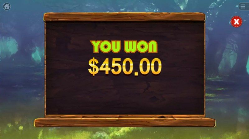 The Origin of Fire :: Total free spins payout