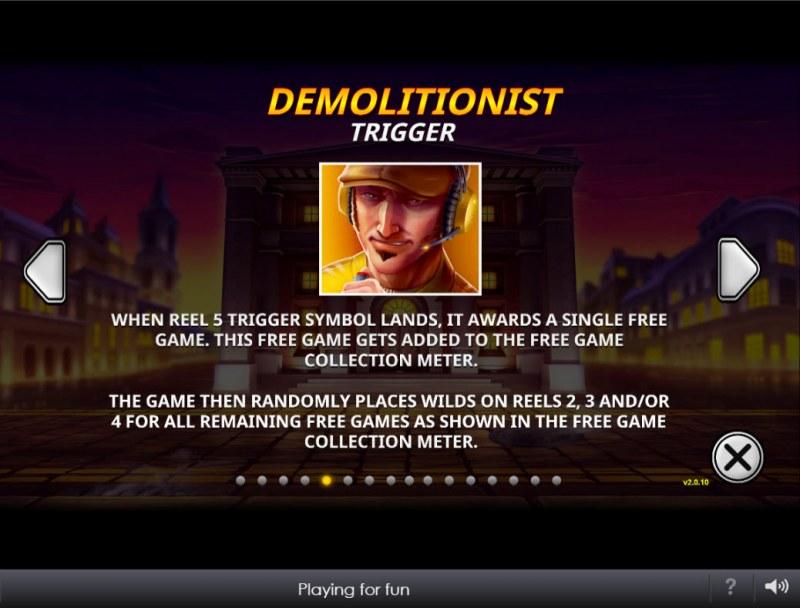 The Perfect Heist :: Demolitionist