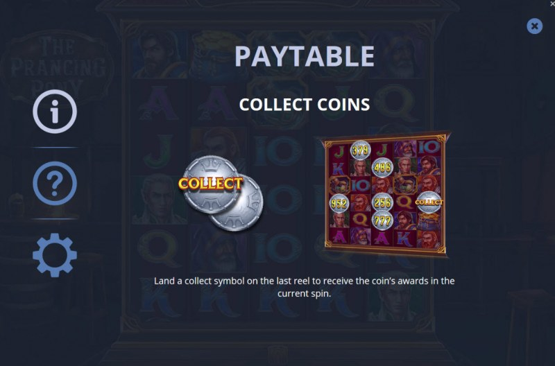 The Prancing Pony :: Collect Coins