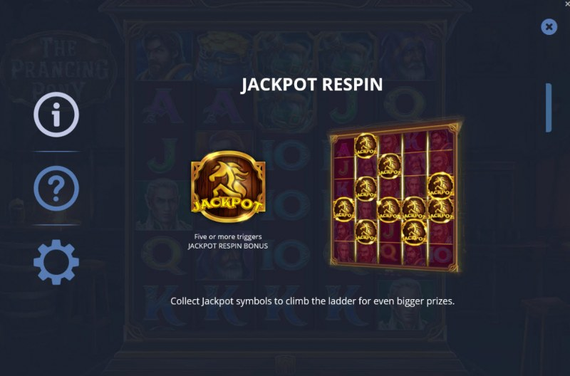 The Prancing Pony :: Jackpot Respin