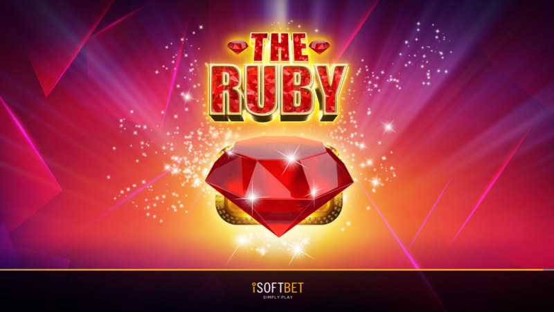 Play slots at Surf Casino: Surf Casino featuring the Video Slots The Ruby with a maximum payout of $18,000