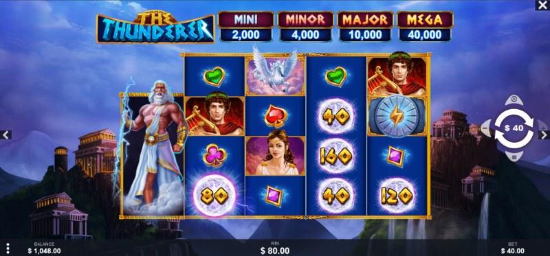 The Thunderer :: Win
