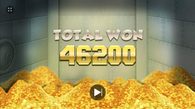 The Vault Heist :: Total free spins payout