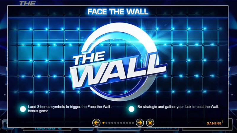The Wall :: Feature Rules