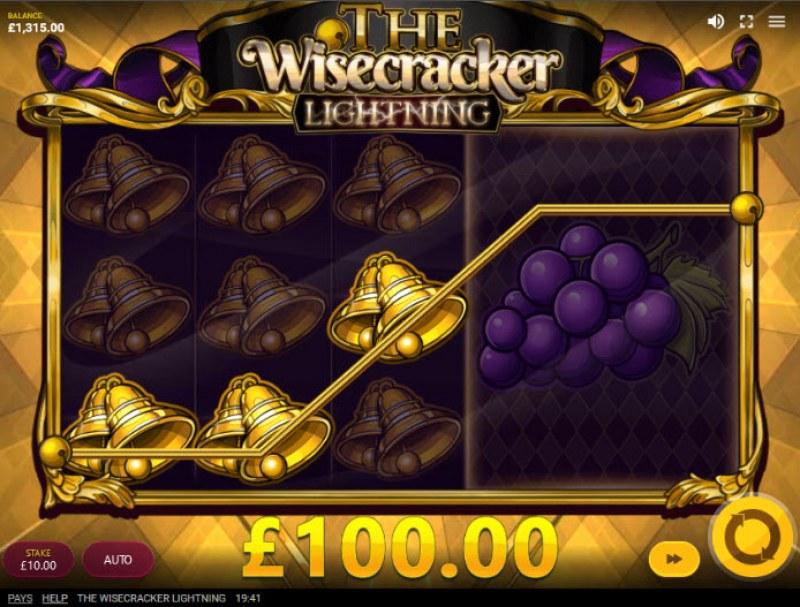 The Wisecracker Lightning :: Three of a Kind