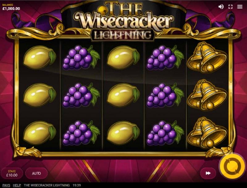 The Wisecracker Lightning :: Base Game
