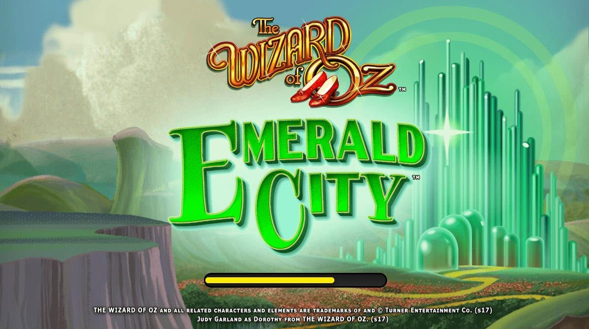 The Wizard of Oz Emerald City :: Introduction