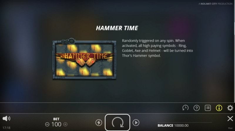 Thor Hammer Time :: Hammer Time