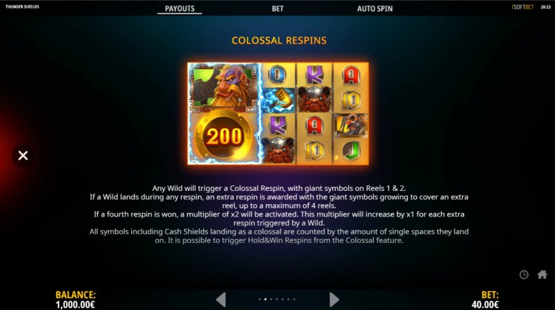 Thunder Shields :: Colossal Respins