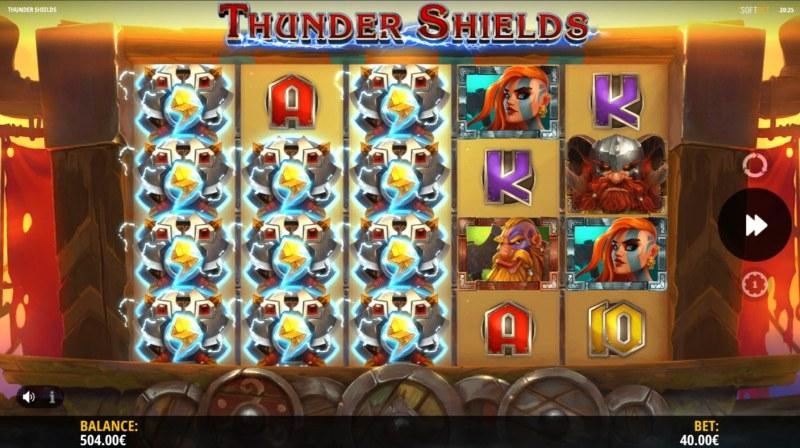 Thunder Shields :: Mystery Symbols