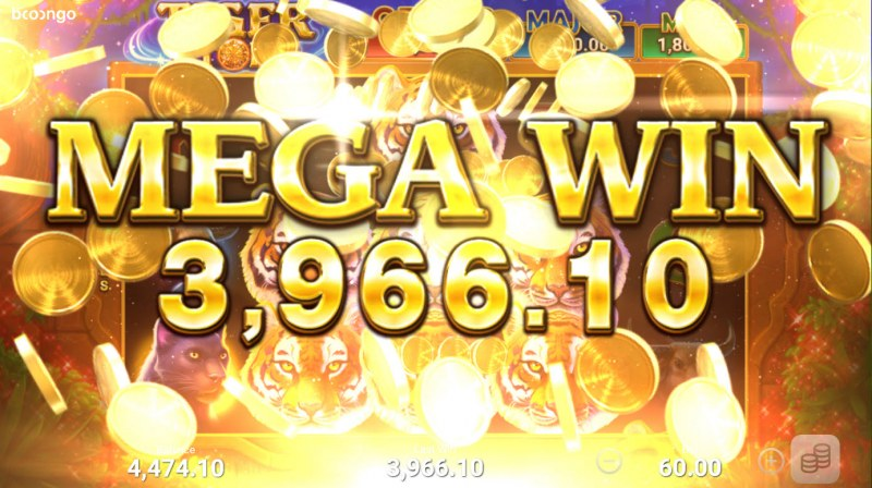 Tiger Stone :: Mega Win