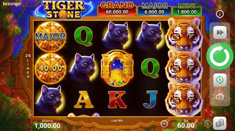 Tiger Stone :: Main Game Board