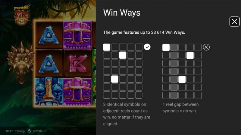 TikiPop :: Win Ways