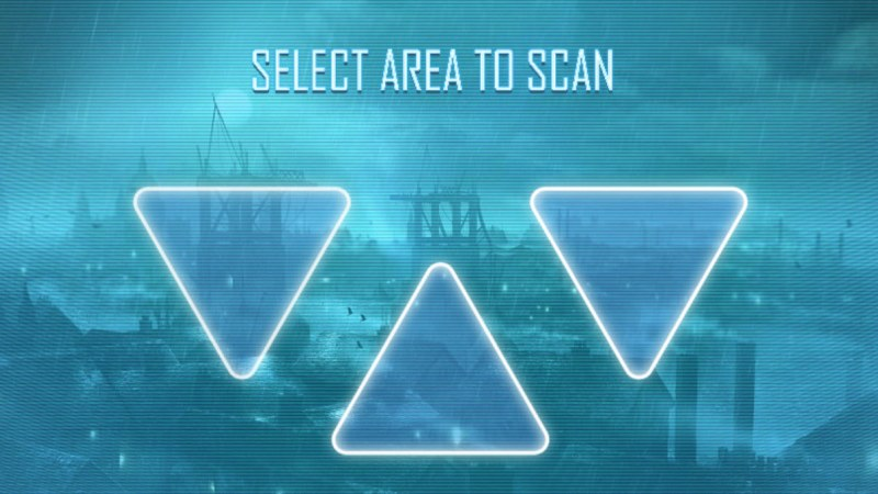 Timelines :: Select area to scan