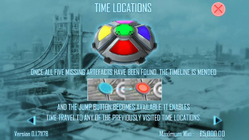Timelines :: Time Locations