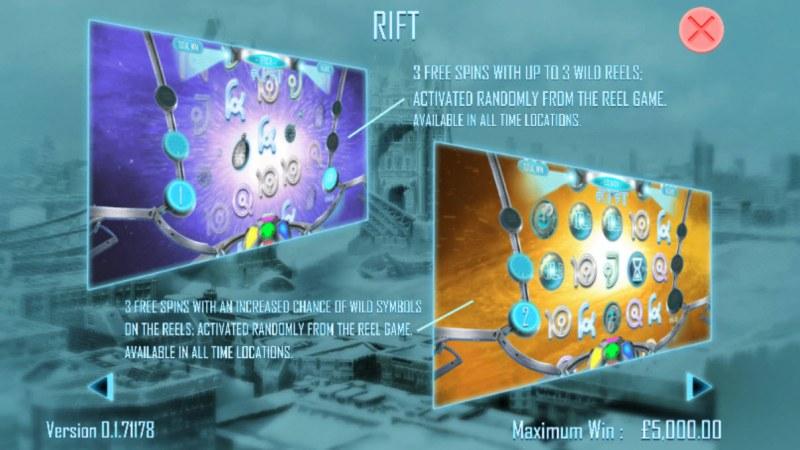 Timelines :: Rift