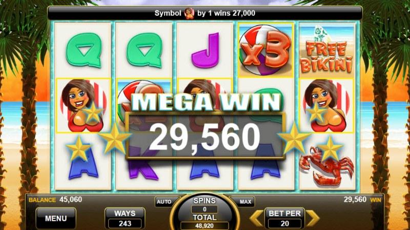 Tini Bikini :: Mega Win