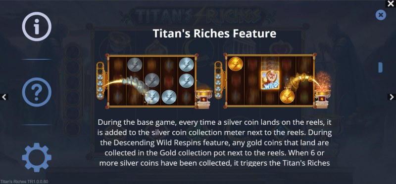 Titan's Riches :: Feature Rules
