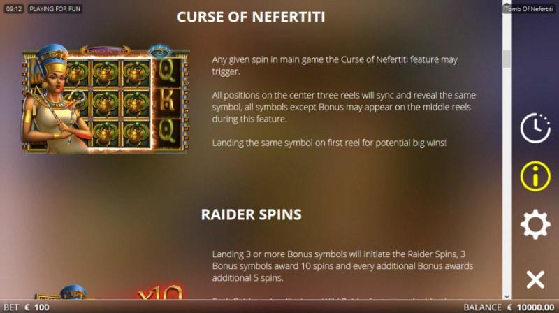 Tomb of Nefertiti :: Curse of Nefretiti