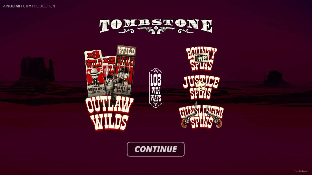 Tombstone :: Introduction