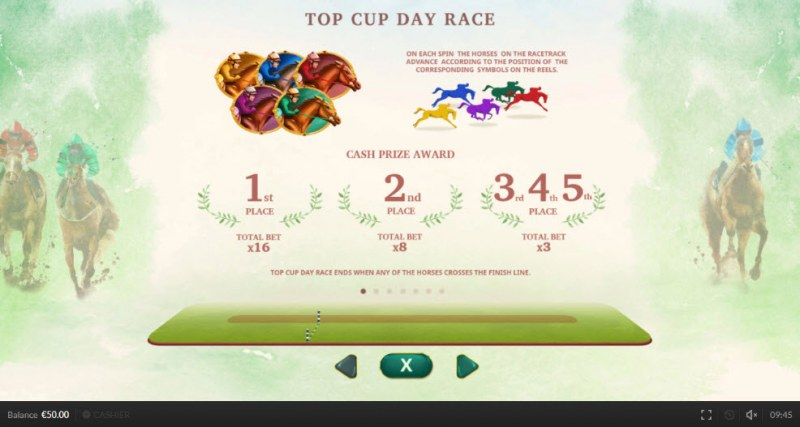 Top Cup Day :: Day Race