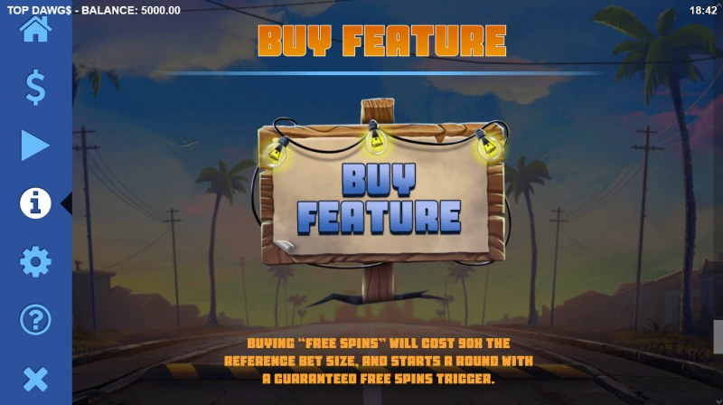 Top Dawgs :: Buy Feature