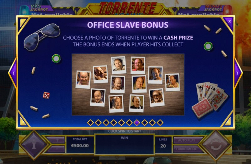 Torrente Again :: Office Slave Bonus