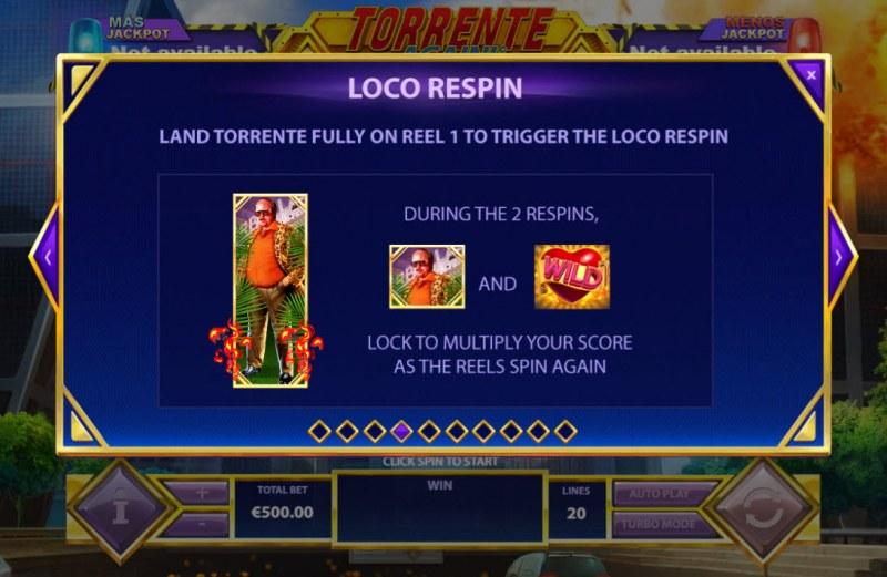 Torrente Again :: Loco Respin