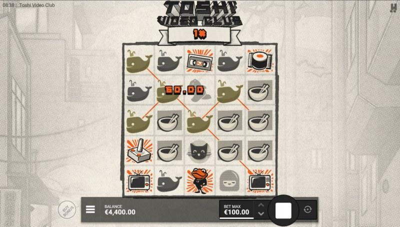 Toshi Video Club :: A winning combination