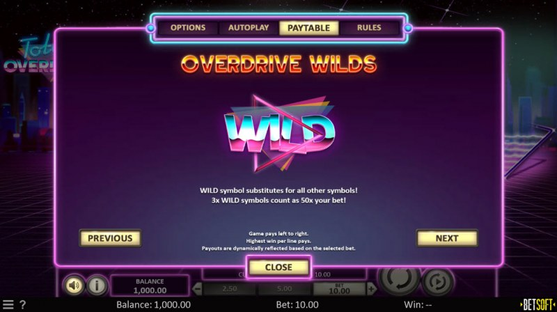 Total Overdrive :: Overdrive Wilds