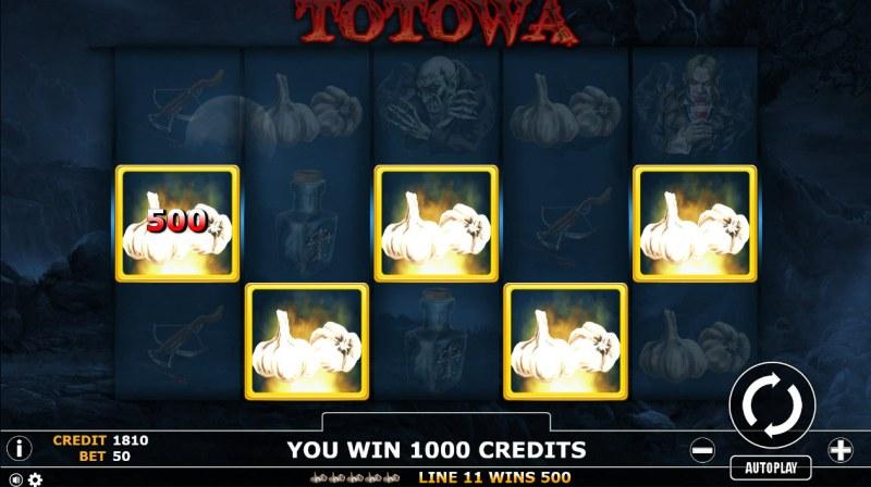 Totowa :: Five of a kind